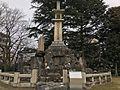The monument of civil defense unit in Toyama.jpg