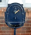 The station and LNER water fountain, Berwick-upon-Tweed, Northumbria.jpg