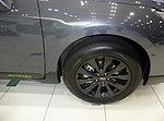 The tire wheel of Subaru LEGACY OUTBACK X-BREAK (DBA-BS9).jpg