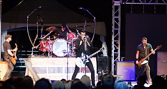 Theory of a Deadman - Image: Theory of a Deadman 2013