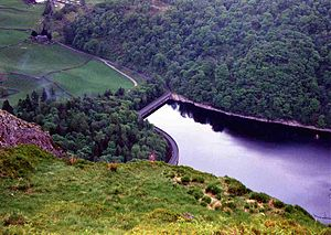 Thirlmere Aqueduct - Thirlmere Dam