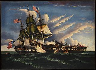 Thomas Chambers (painter) American painter