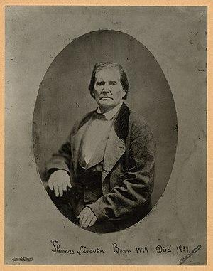 Thomas Lincoln -  Thomas Lincoln (1778–1851)
