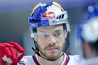 Thomas Raffl Austrian ice hockey player