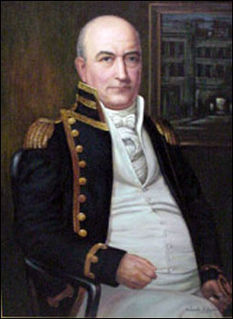 Thomas Tingey Commodore of the United States Navy