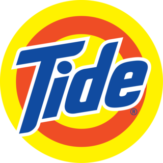 Tide (brand) The brand-name of a laundry detergent manufactured by Procter & Gamble