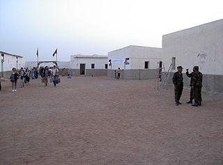 Tifariti Municipality and town in Western Sahara