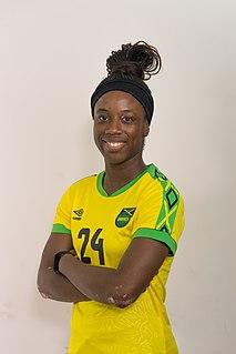Tiffany Cameron Association footballer