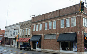 Tifton Commercial Historic District 5, Tifton, GA, US.JPG