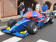 Timo Glock GP2 2007