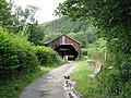 Tin barn, Cascob - geograph.org.uk - 509091.jpg