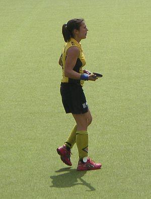 Tina Bachmann (field hockey) - Image: Tina Bachmann