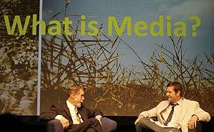 Michael Tippett interviewing Dr. Eric McLuhan,...