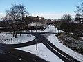 Tiverton , Phoenix Lane and Roundabout - geograph.org.uk - 1655509.jpg