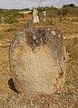 Tiya, parco delle stele, terzo gruppo, stele databili all'xi-xii secolo circa 04.jpg