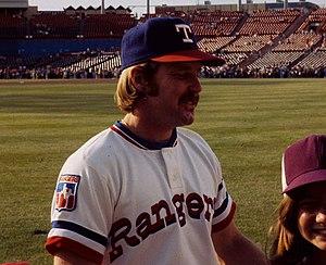 Toby Harrah - Harrah in 1977