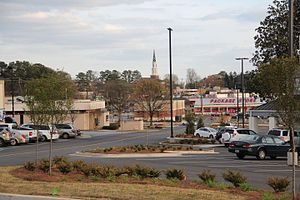 North Druid Hills, Georgia - Toco Hills Shopping Center