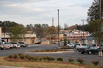 North Druid Hills, Georgia - Toco Hills Shopping Center