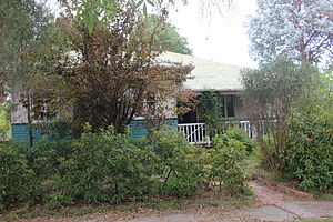 O'Connor, Australian Capital Territory - Tocumwal House in Todd Street
