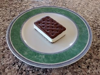 "Tofutti - ""Tofutti Cuties"" ice cream sandwich"
