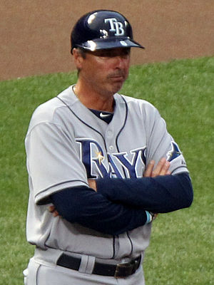 Tom Foley (infielder) - Foley in 2011