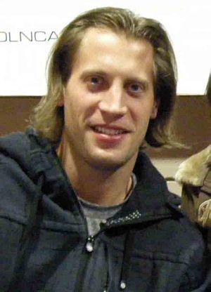 Tom Gilbert - Gilbert in 2009.