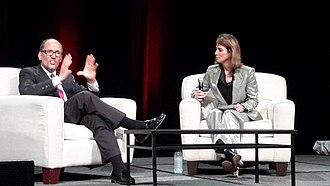 AARP - Image: Tom Perez at AARP Meeting in 2015