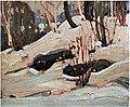 Tom Thomson Thaw, Snow Banks.jpg