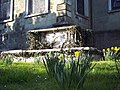 Tomb - Church of St Peter and St Paul, Blandford Forum - geograph.org.uk - 357157.jpg