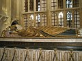 Tomb effigy for William Wykeham, a former Bishop of Winchester - geograph.org.uk - 1162761.jpg