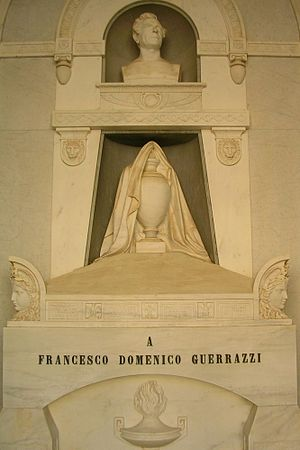 Francesco Domenico Guerrazzi - Tomb of Francesco Domenico Guerrazzi