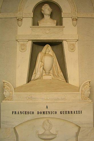 Francesco Domenico Guerrazzi - Tomb of Francesco Domenico Guerrazzi