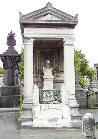 Joseph Poelaert - Image: Tombe de Joseph Poelaert