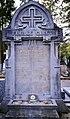 Tombe de la famille Garet - Cimetière Saint-Acheul à Amiens - Léon Garet, Maurice Garet et Pierre Garet -.jpg