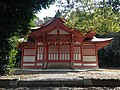 Tongu Shrine of Kashii Shrine.JPG