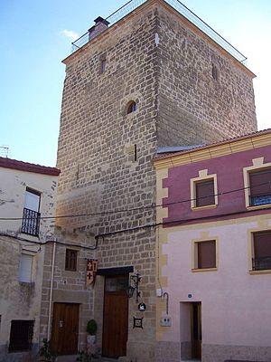 Baños de Rioja - Strong Tower