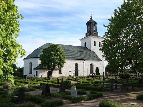 Arkeologisk underskning 1989 av Torskers kyrka, Torsker