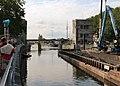 Tournai (Doornik) —le Pont des Trous vu du quai des Salines.jpg