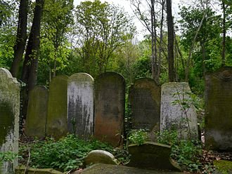 Tower Hamlets Cemetery Park - Gravestones in Tower Hamlets Cemetery