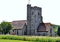 Tower of St Mary's & All Saints Church, Boxley.jpg