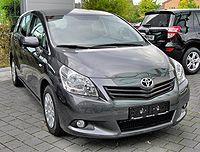 Toyota Verso thumbnail