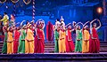 Traditional Dance performance in the memory of spiritual master - 1.jpg