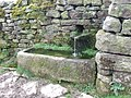 Traditional Stone Water Trough - geograph.org.uk - 611681.jpg