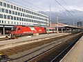 Train-spotting at Innsbruck HbF (32041791734).jpg
