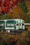 Trainspotting GO train -440 headed by MPI MP40PH-3C - 651 (8123554084).jpg