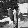 """Trat?n koš"""" (svojčas so ga nosili golčarji), Vojsko 1959.jpg"""