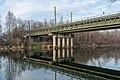 Traunbrücke der Pyhrnbahn Traun Ansfelden-9355.jpg