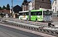 Travaux de la branche vers Vieux-Condé de la ligne B du tramway de Valenciennes en mai 2013 (054).JPG