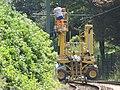 Travaux sur les lignes R et T du tramway de Lille - Roubaix - Tourcoing le 7 juillet 2013 (01).JPG