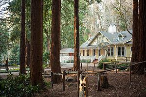 Sigmund Stern Recreation Grove - Trocadero Clubhouse, Stern Grove